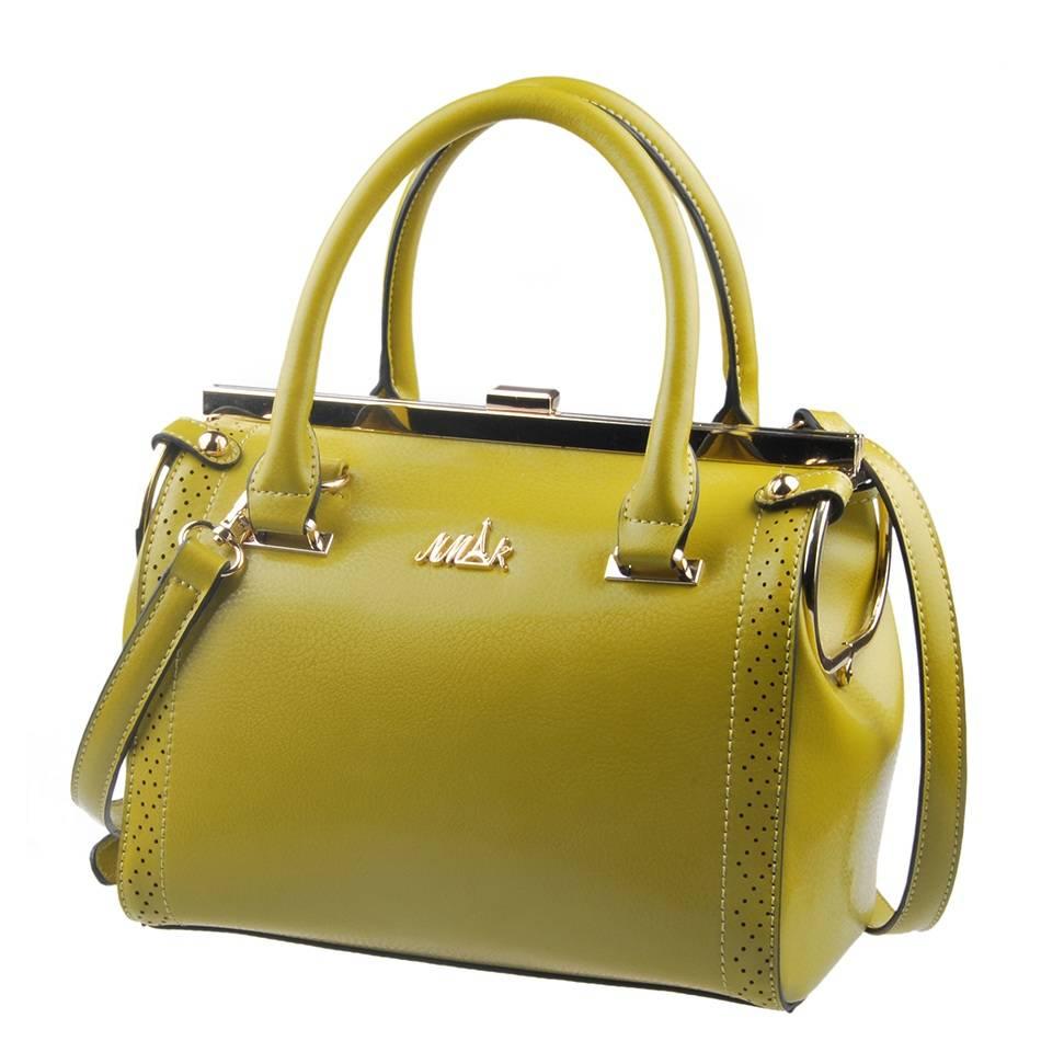 Guangzhou Supplier Designer Pu Leather Ladies Handbag Tote Bag (LY05045)