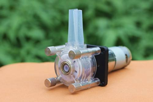 Large flow peristaltic pump dosing pump anti-corrosion vacuum pump strong suction pump Aquarium Lab