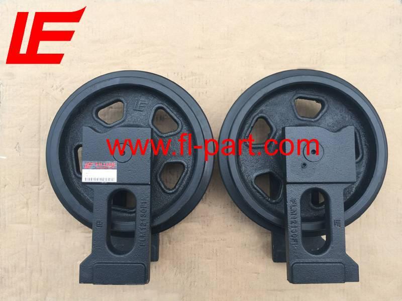 Yanmar B27 Mini digger front idler/idler wheel
