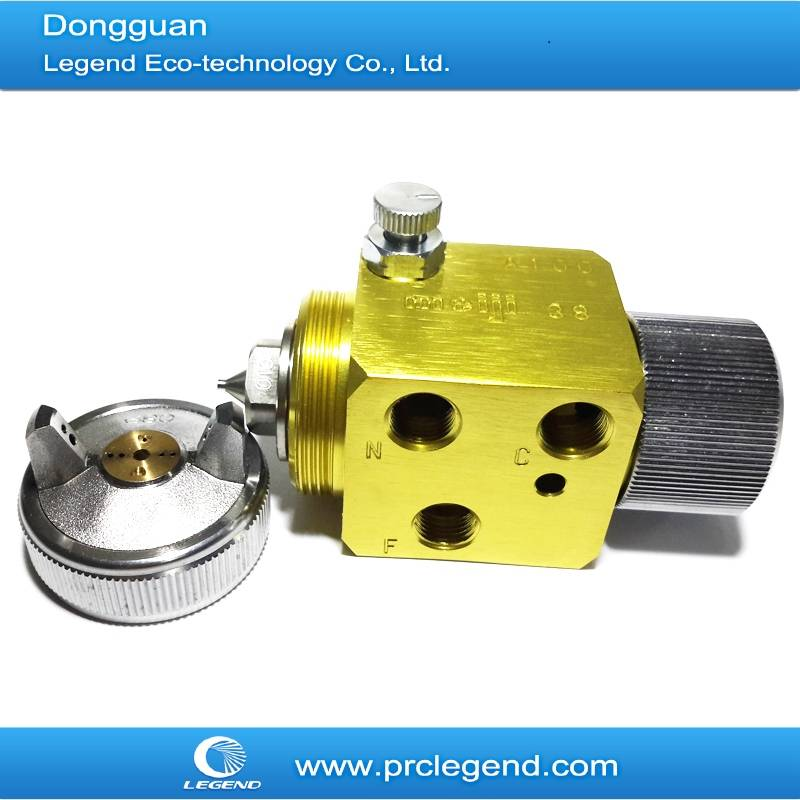 Legend Automatic Low Pressure Robot Paint Spray Gun