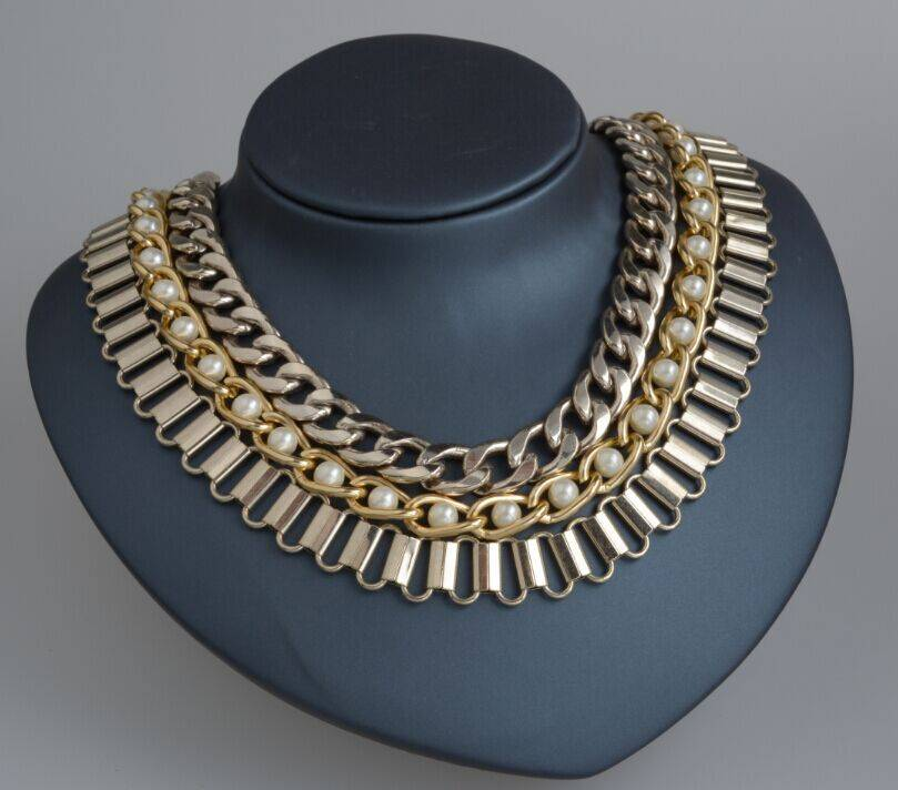 fashion design Alloy necklace