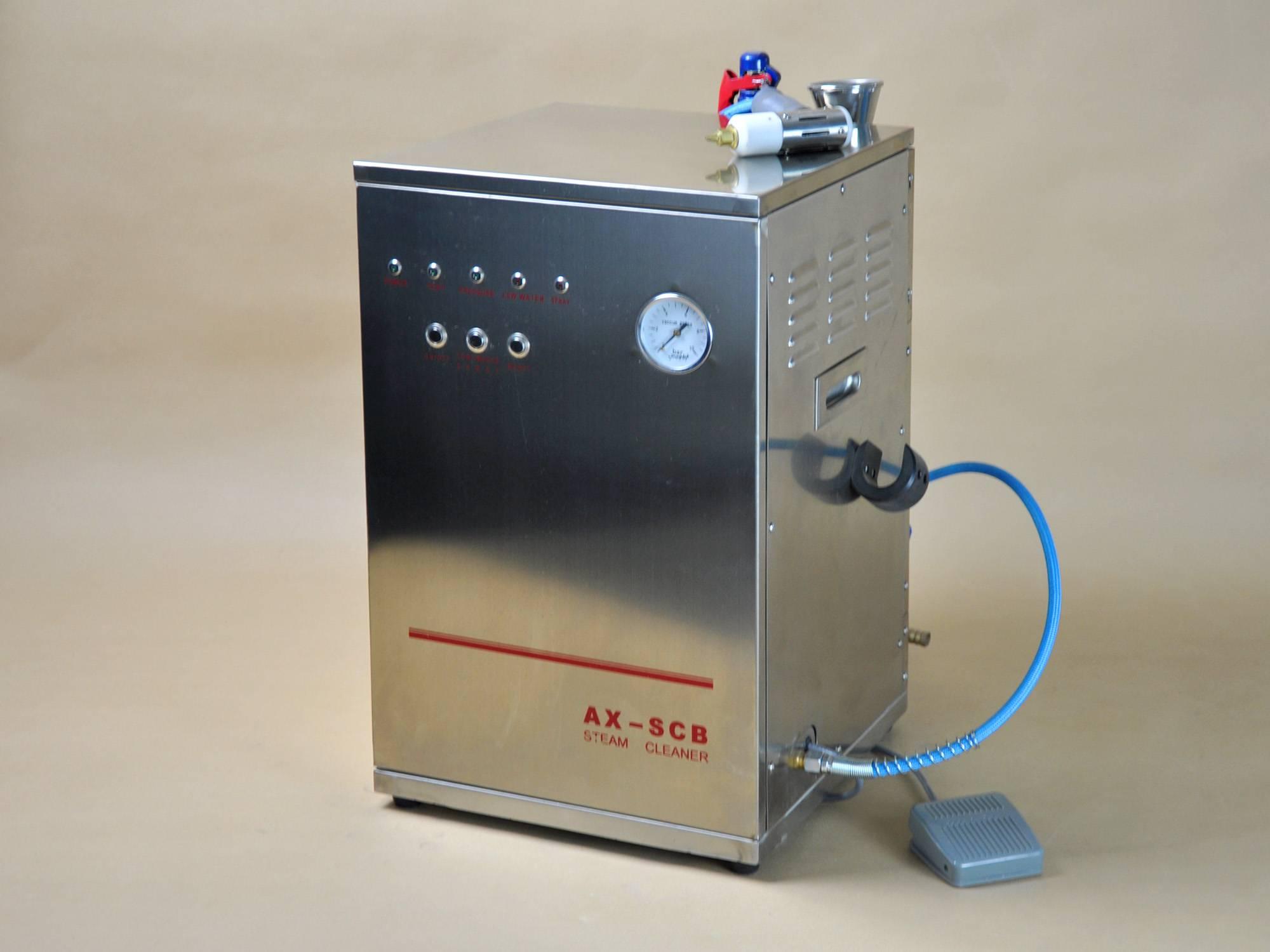 AX-SCB steam cleaner