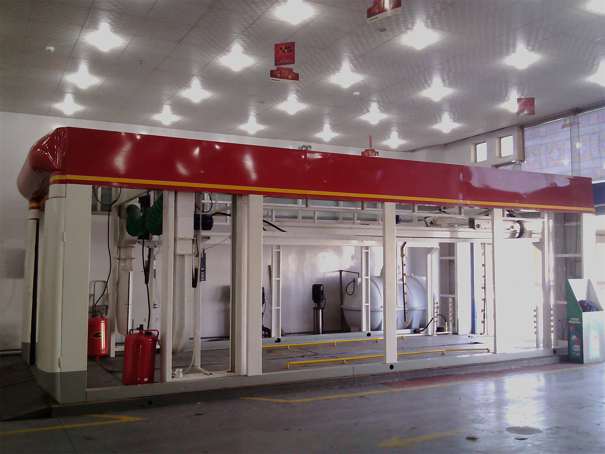touchless car wash machine,automatic car wash machine price,car wash equipment with double arm