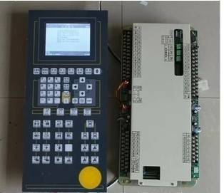 Techmation A63/A62 control system for plastic molding machine