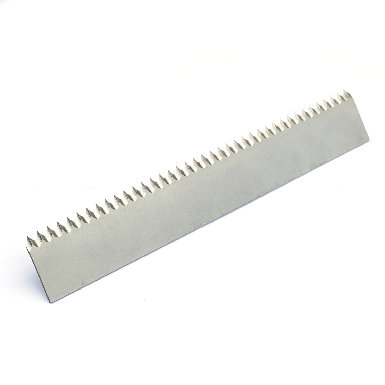 Toothed/Serrated Machine Knives/Blade for Belt Tape Sealing Machines