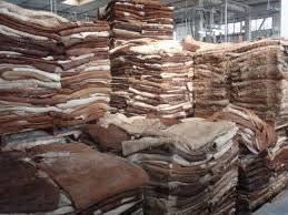 Dry and Wet Salted Donkey/Goat Skin /Wet Salted Cow Hides