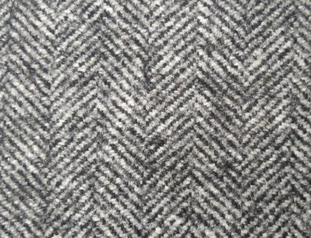 New style popular herringbone cash wool fabric 57%wool BS723005