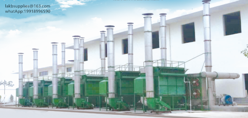 purification of exhaust air treatment equipment for diesel furnace