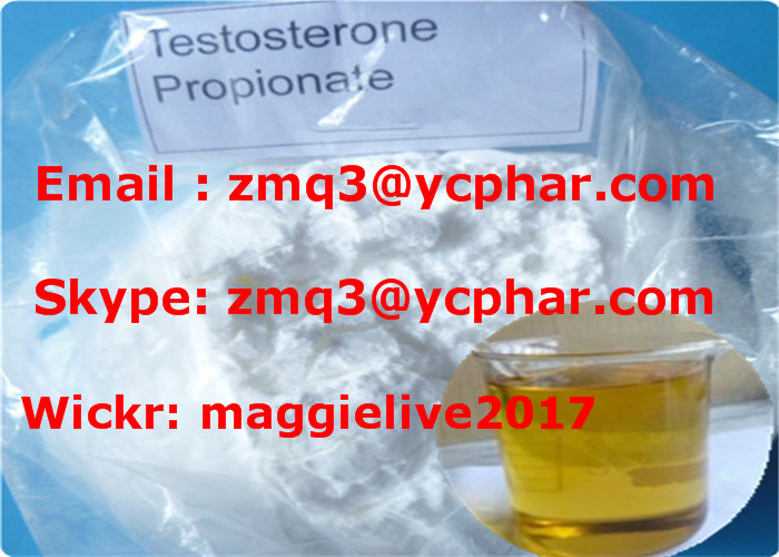 Quality Training Powder Testosterone Propionate For Muscle Gaining