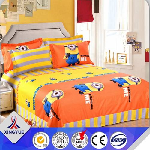 kid soft cotton cheap duvet cover set