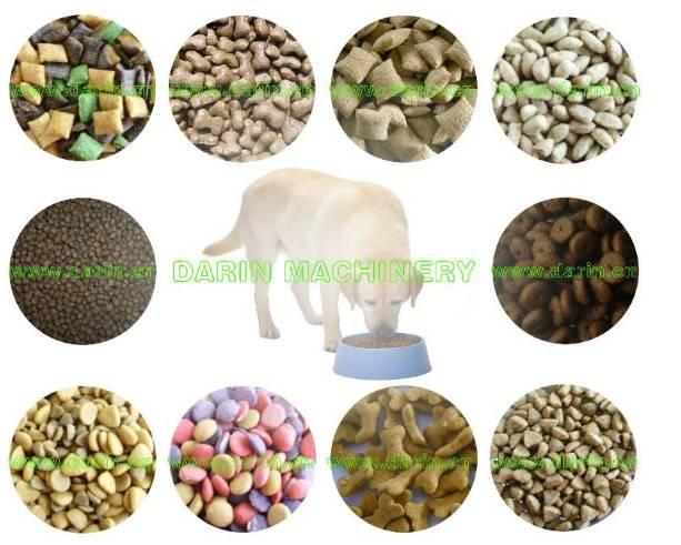 pet food production line, dog snacks machine, dog food extruder
