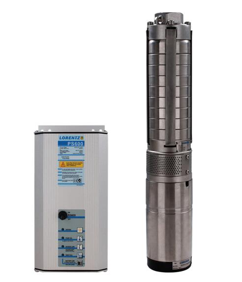 110v 220 volt deep well 5 inch dc solar submersible pump