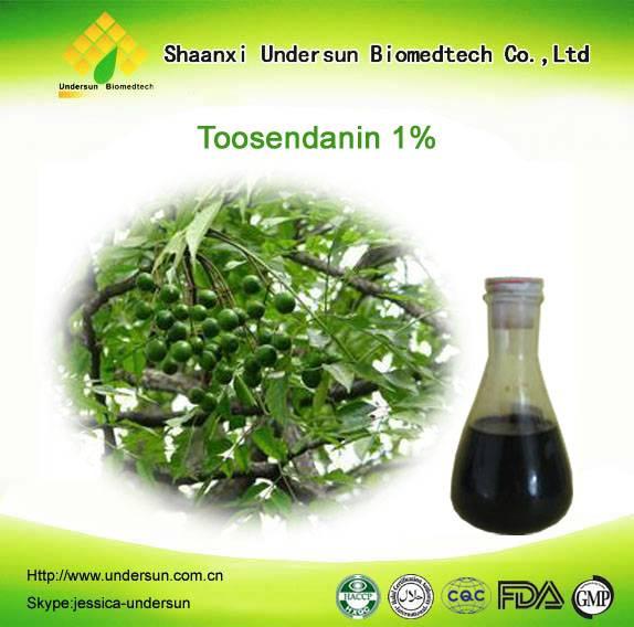 1% 2% Toosendanin / Biopesticide Toosendanin / Toosendanin Extract