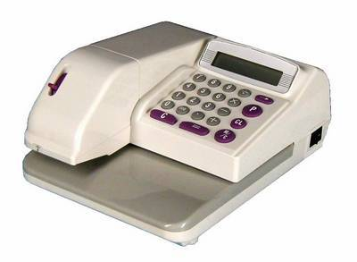 Golden-310B Auto Electronic Check Writer