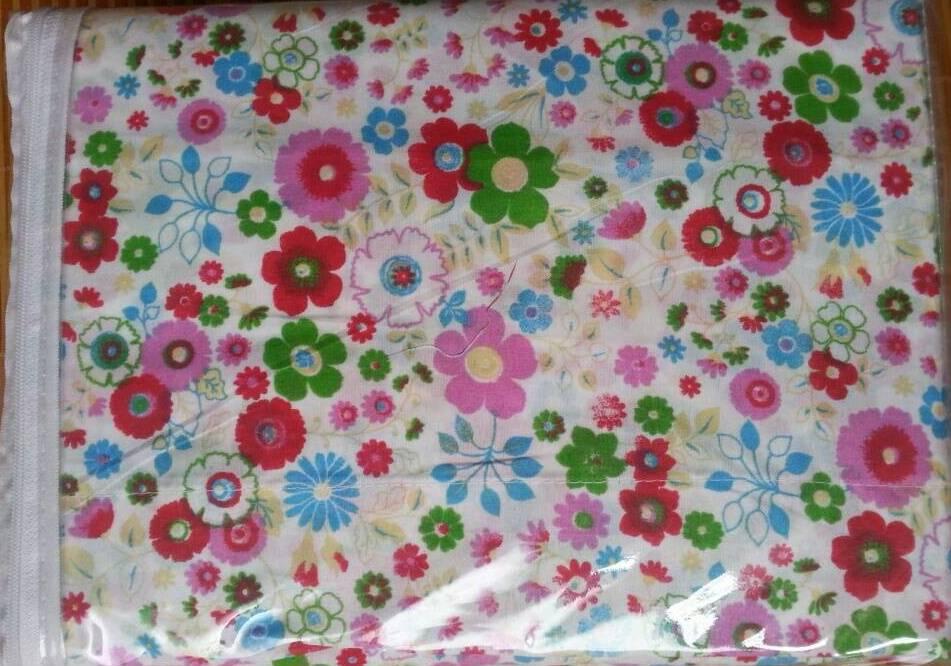 100% polyester bedding set 65gsm pigment printing
