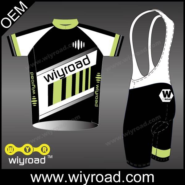 Accept sample order bike team cycling jersey/sublimated cycle gear/cycling apparel sale