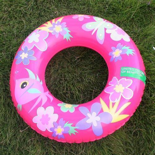 pvc inflatable adult swimming ring