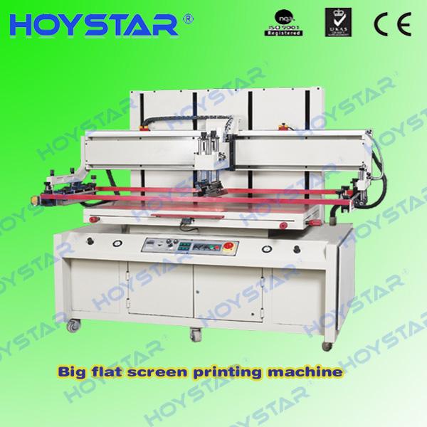 Vacuum Flat Screen Pringting Machine