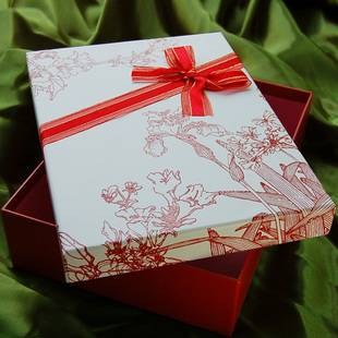 Custom folding paper box for gift,cosmetic,jewelry