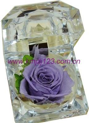 preserved flower rose for 4-5 years
