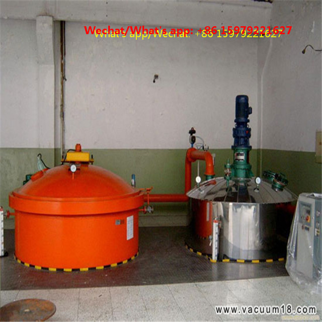 High Voltage Motor Vacuum Pressure Impregnation Plant
