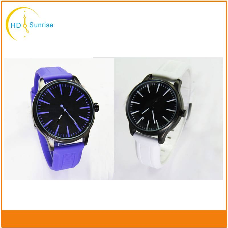 new logo Custom watches promotional watch cheap watch factory