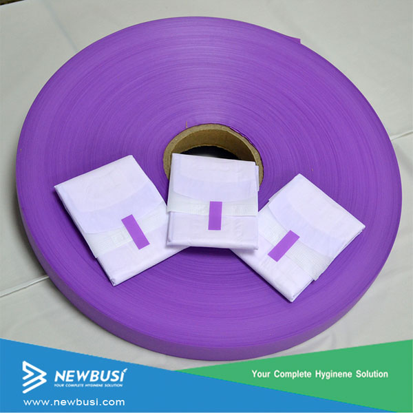release paper sanitary material hot sale