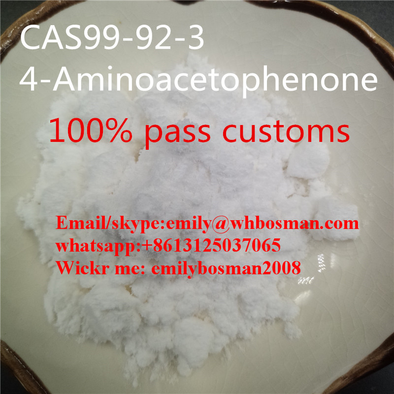 CAS 99-92-3 / 4-Aminoacetophenone USP Bp Standard Security Clearance 100% Safe Delivery
