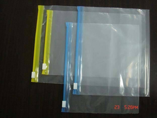 LDPE Slider Zipper Bags / Zip Lock Bag / Reclosable Bags