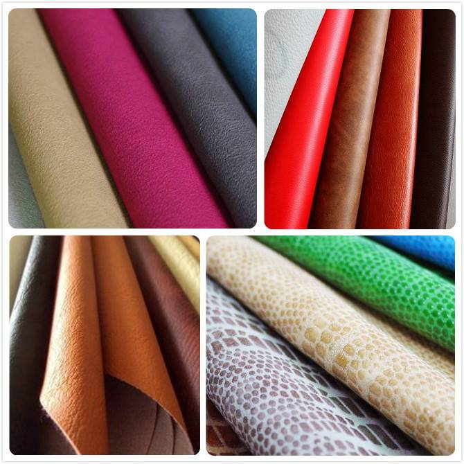 PVC Leather for sofa, footware, furnishing, automotive, decorating
