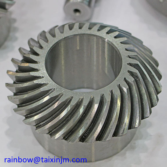 China factory OEM ODM spiral bevel gear with reasonable price