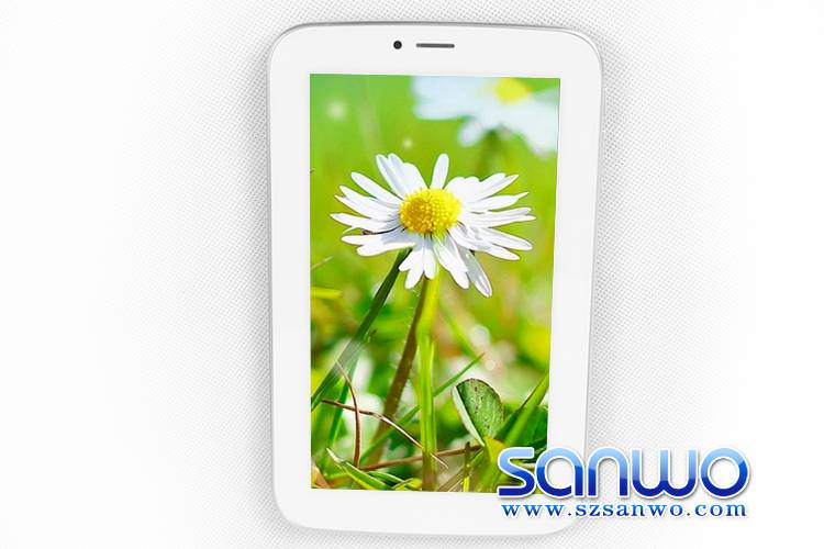 "MTK6515 android tablet pc support Bluetooth 7"" cheapest tablet pc"