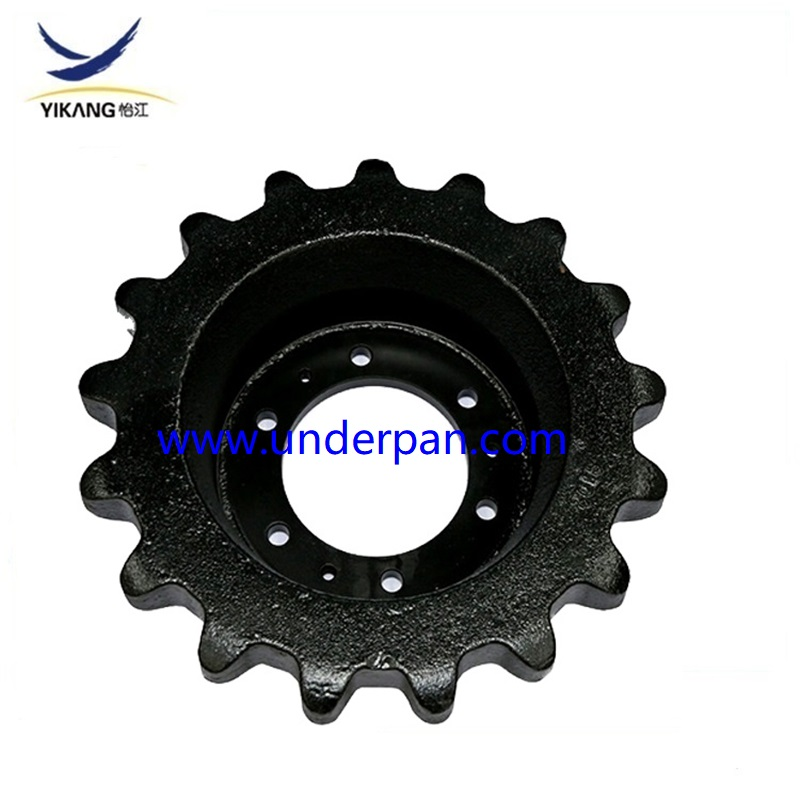 Sprocket T200 T250 T300 for mini skid steer track parts