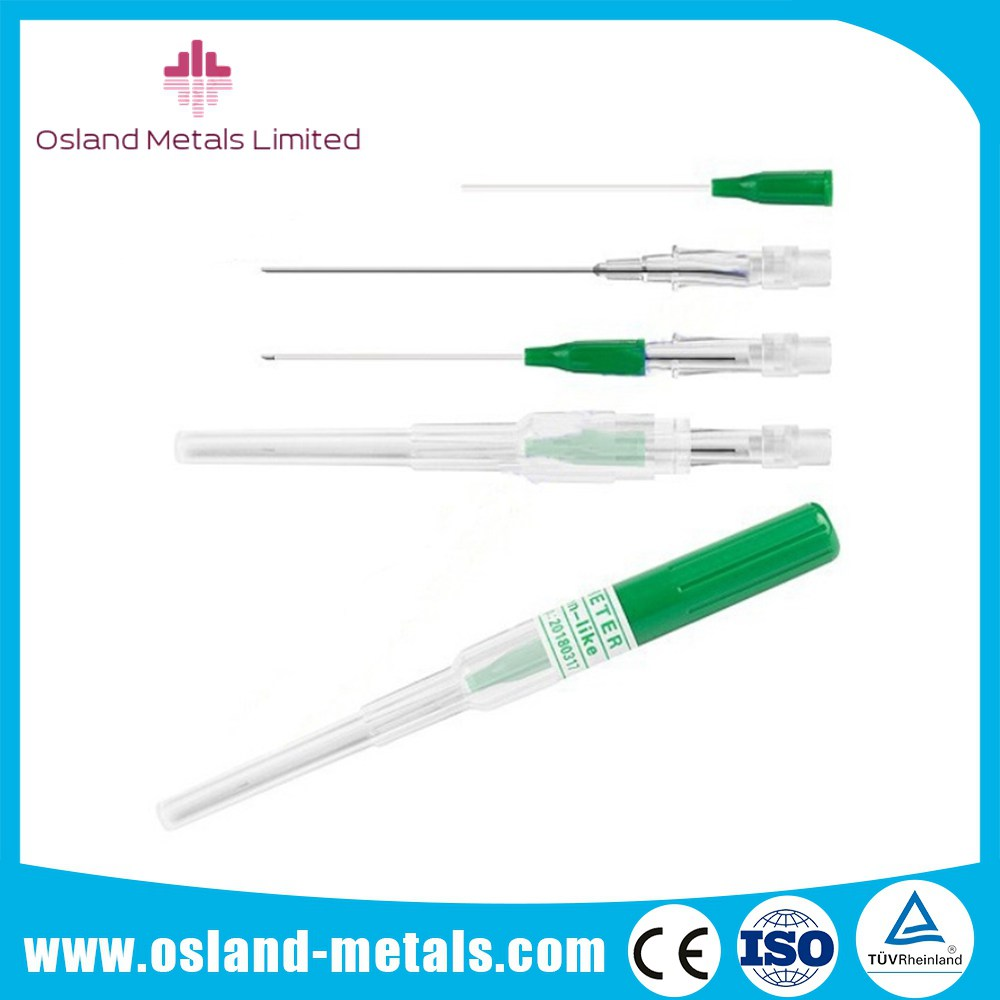 China Supplier Disposable Medical Pen Like I.V. Cannula I.V Catheter with Competitive Price