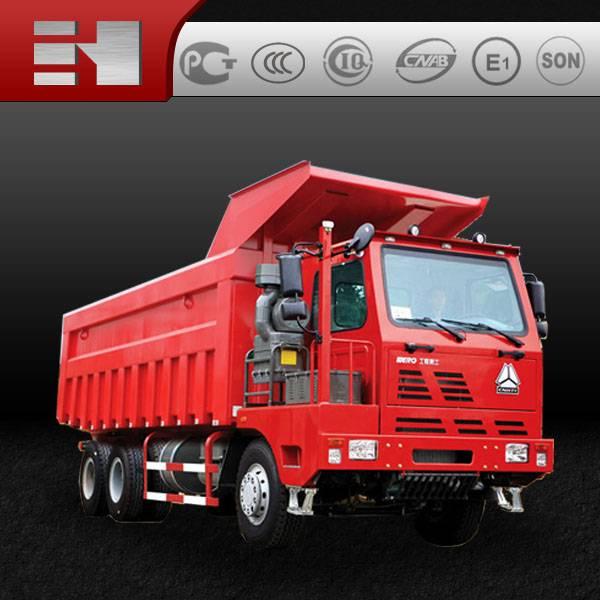 best price for sinotruk 70ton mining dump truck made in China