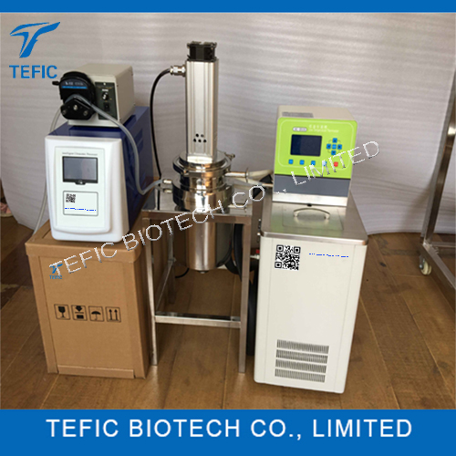 5L Continuous Flow Industrial Ultrasonic Homogenizer Sonicator manufacturer