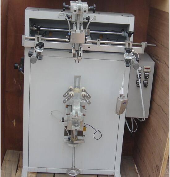oil filter silk printing machine