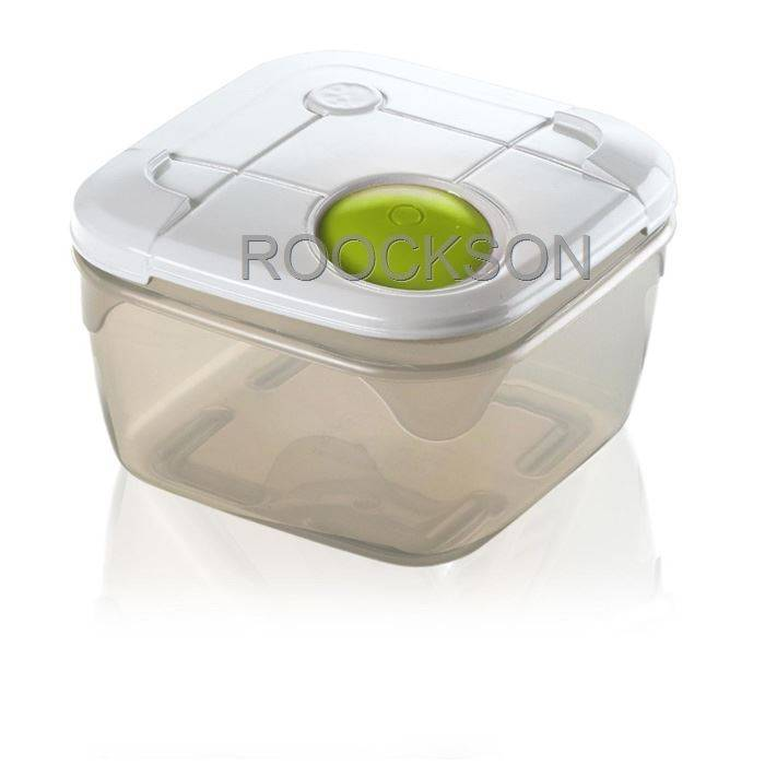 Plastic Food Container Dual Food Container Microwave Food Container