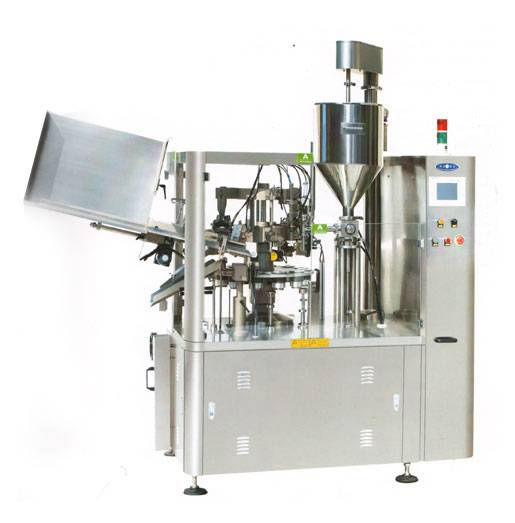 Automatic Tube Filling and Sealing Machine (RGF-100YC)