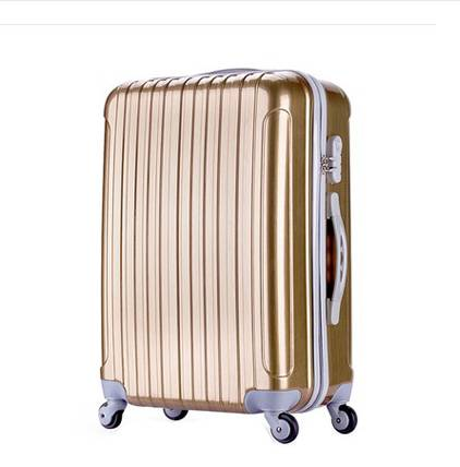 Lovely ABS+PC Luggage 3PCS Wholesale Funky Suitcase