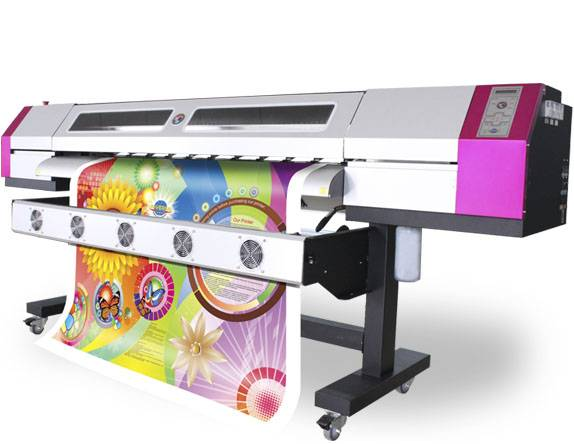 Outdoor Vinyl Printer UD1812LC