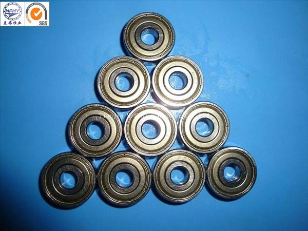 Ball Bearing 6000 Series Open Deep Groove Bearing