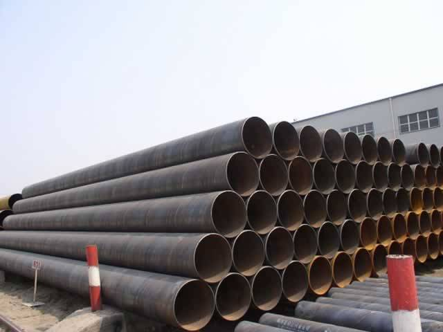 SSAW S355JOH Spiral steel pipe