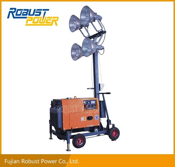 Metal Halide Lighting Tower Electric (RPLT-1600B)