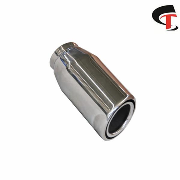 ST Performance Polish exhaust tip