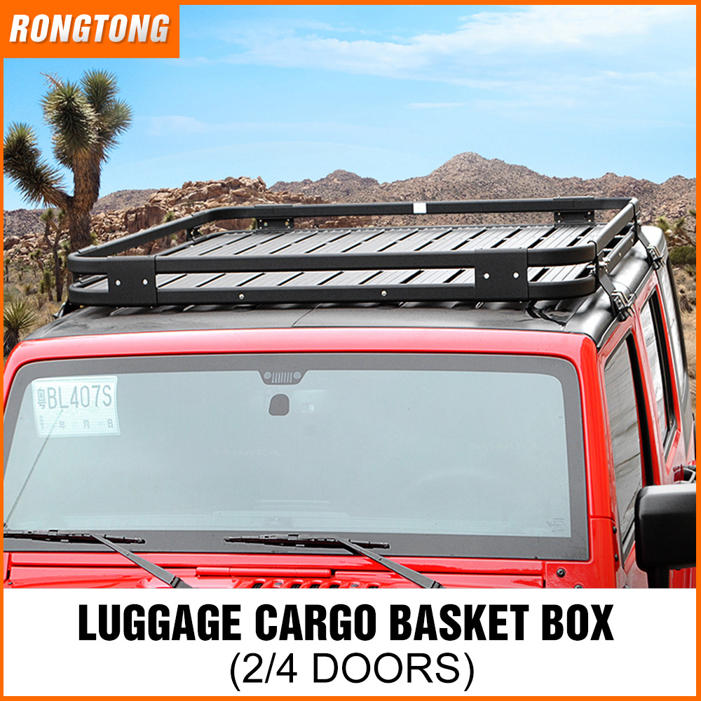 best price for the roof rack basket for JEEP WRANGLER
