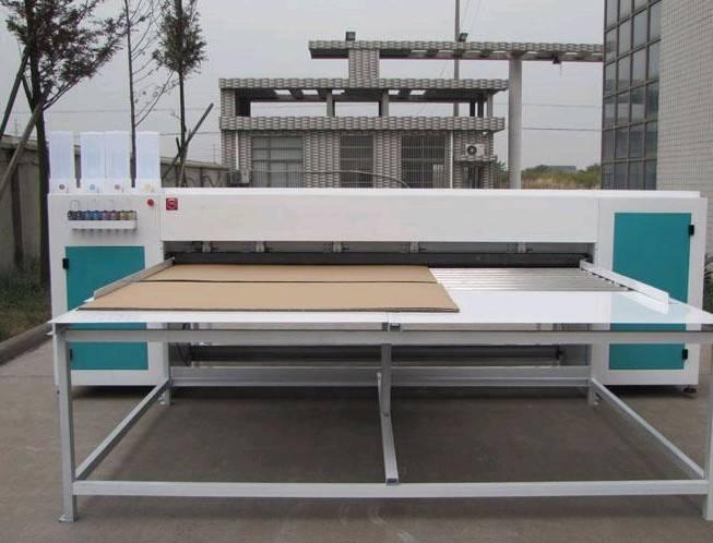 Corrugated Carton Digital Ink Formeless Printing Machine