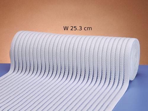 high quality body protective padding organza ribbon fish silk elastic band for sale