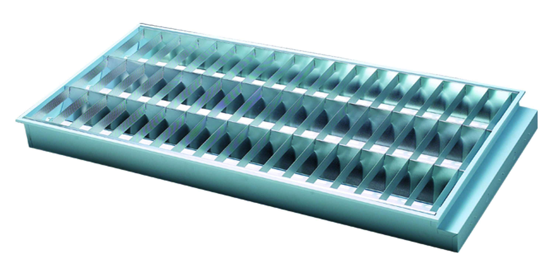 T5 T8 fluorescent Tube grille light led tube grid lamp