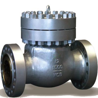 Cast Steel Swing Check Valves, Class 900, 1500 LB